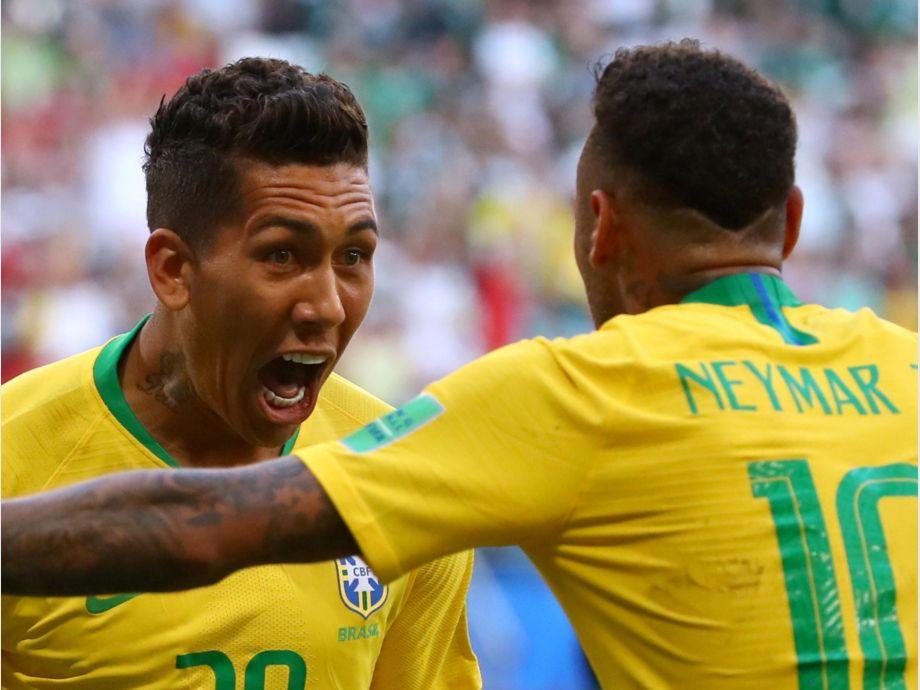 Brasil el gigante que pisa fuerte venció a México y está en cuartos- Mundial de Rusia 2018