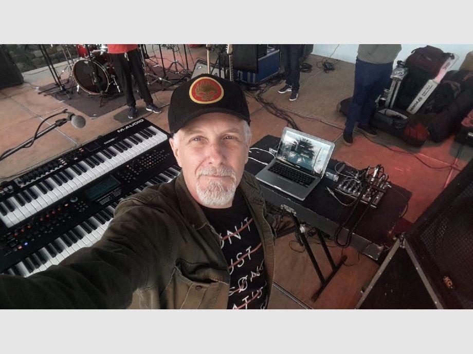 A los 55 años falleció Daniel Sais, ex tecladista de Soda Stereo