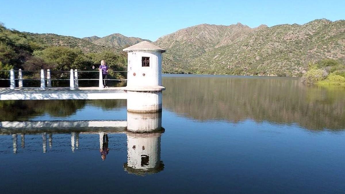 Conocés Valle Fértil? Te mostramos el dique San Agustín en 360° |