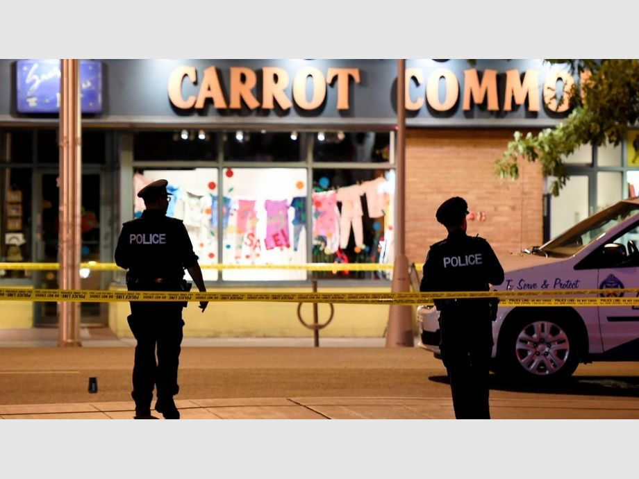 Tiroteo en un restaurante de Toronto deja al menos 10 heridos
