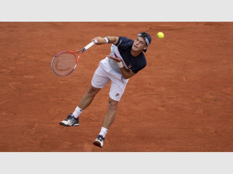 Tenis: Schwartzman y Mayer pusieron primera en Hamburgo