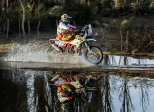 Cross Country: Puchi, con triunfo en el Argentino - MOTOCICLISMO Cross Country Alberto Ontiveros