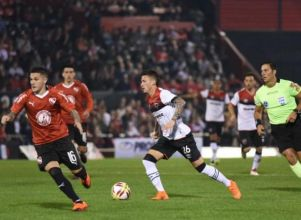 Independiente no lo supo ganar - SUPERLIGA Independiente Newell