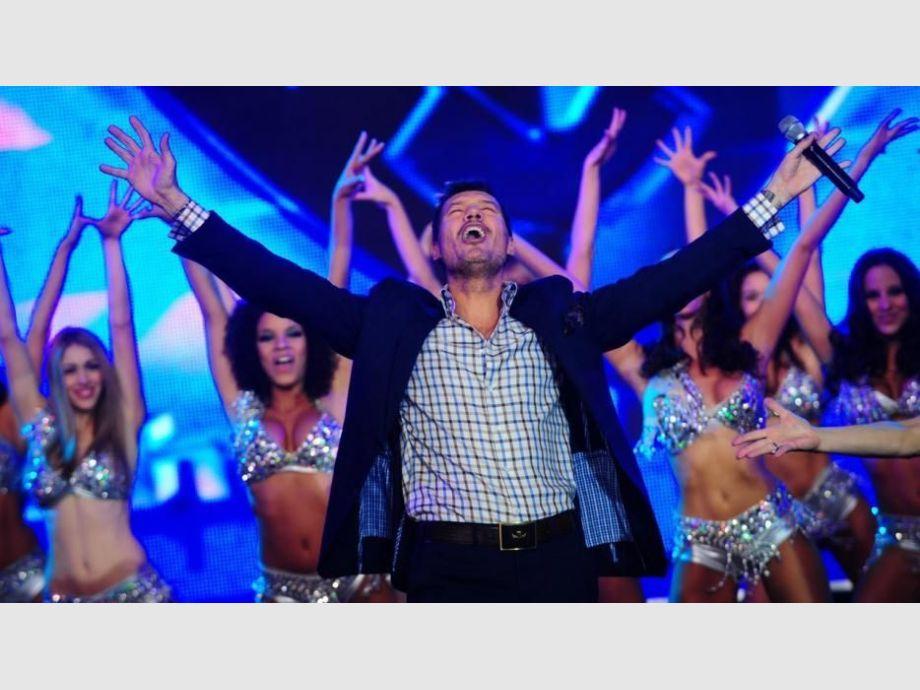 Marcelo Tinelli y Showmatch vuelven el lunes a la pantalla de eltrece