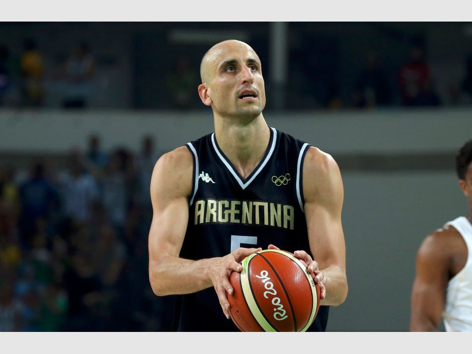 El jugador que se vuelve leyenda: Se retiró Ginobili - Deportivo