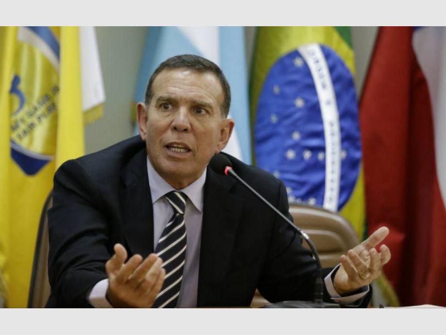 Expresidente de Conmebol Juan Ángel Napout recibe sentencia por corrupción