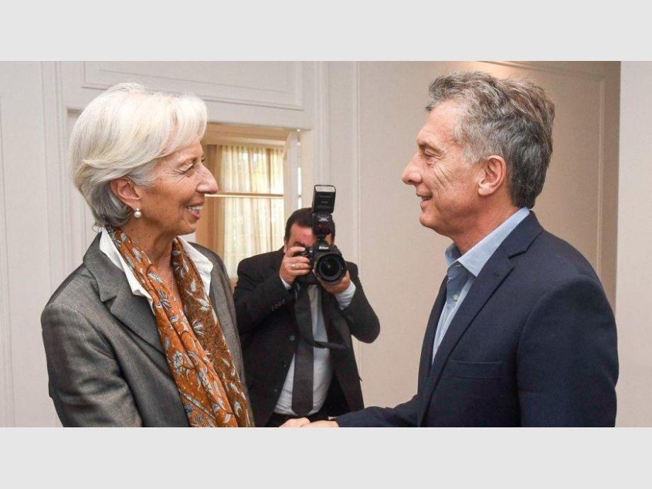 Argentina agilizará cobro de préstamo del FMI este martes
