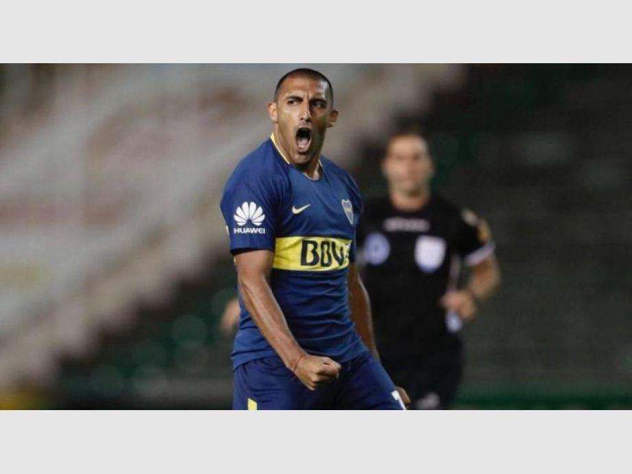 Mundo Boca: Wanchope Ábila no jugará ante Cruzeiro