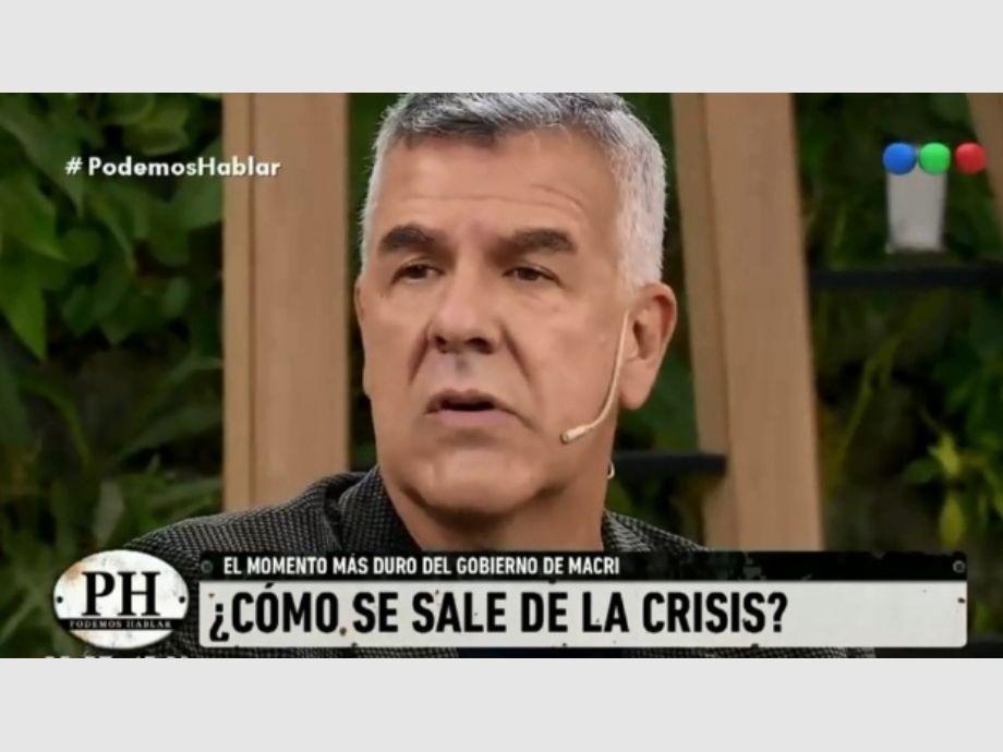 Dady Brieva se disculpó por desear que a Macri