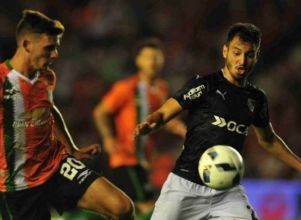 Cvitanich amarga a Independiente y pone a Banfield arriba en el marcador - Independiente Banfield