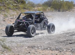 El buggy sanjuanino - RALLY RAID Canav