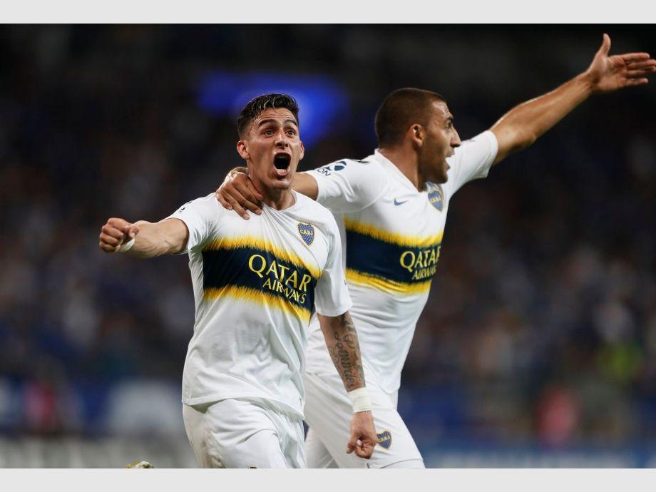 Boca lo empató sobre el final y es semifinalista de la Copa Libertadores - Copa Libertadores Cruzeiro Boca
