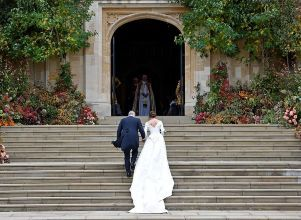La boda real de la princesa Eugenie y Jack Brooksbank -