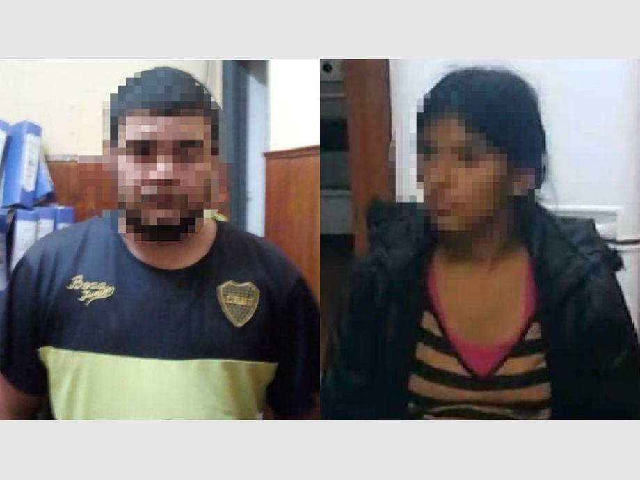 337ca02fd La mujer se habría quebrado y dicho a la Policía que con su pareja fueron  los autores del hecho. Ambos están detenidos.