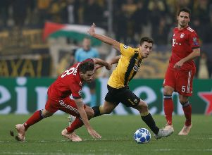 Champions League - Group Stage - Group E - AEK Athens v Bayern Munich - Champions League Bayern Munich aek atenas