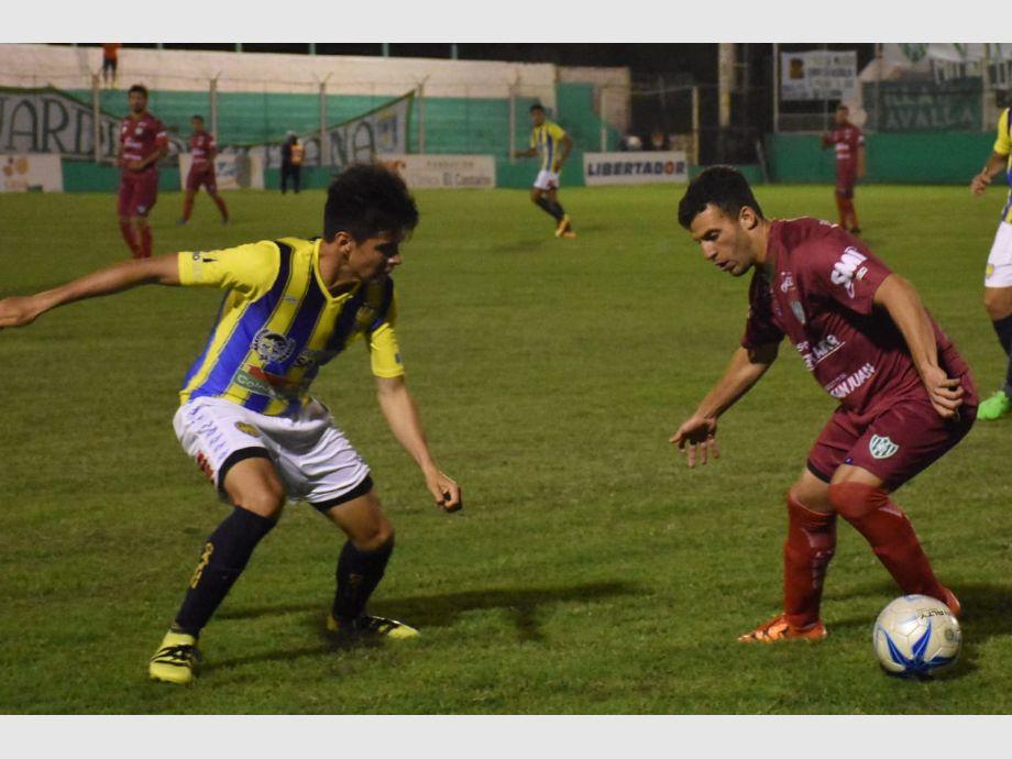 Desamparados le ganó 2 a 0 a Juventud Unida de San Luis y recuperó la punta - Desamparados Juventud unida de San Luis Federal A