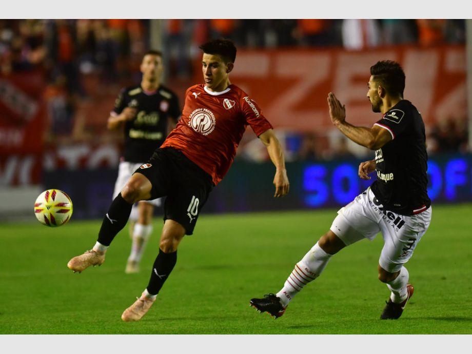 Superliga: Independiente goleó a San Martín de Tucumán