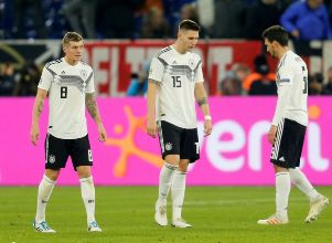 UEFA Nations League - League A - Group 1 - Germany v Netherlands -