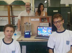 El humidificador que llegó lejos - Educación Ferias de Ciencia Revista Oh! UNSJ