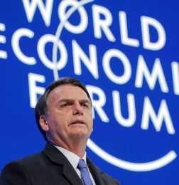 2019 World Economic Forum (WEF) annual meeting in Davos - Foro Económico de Davos