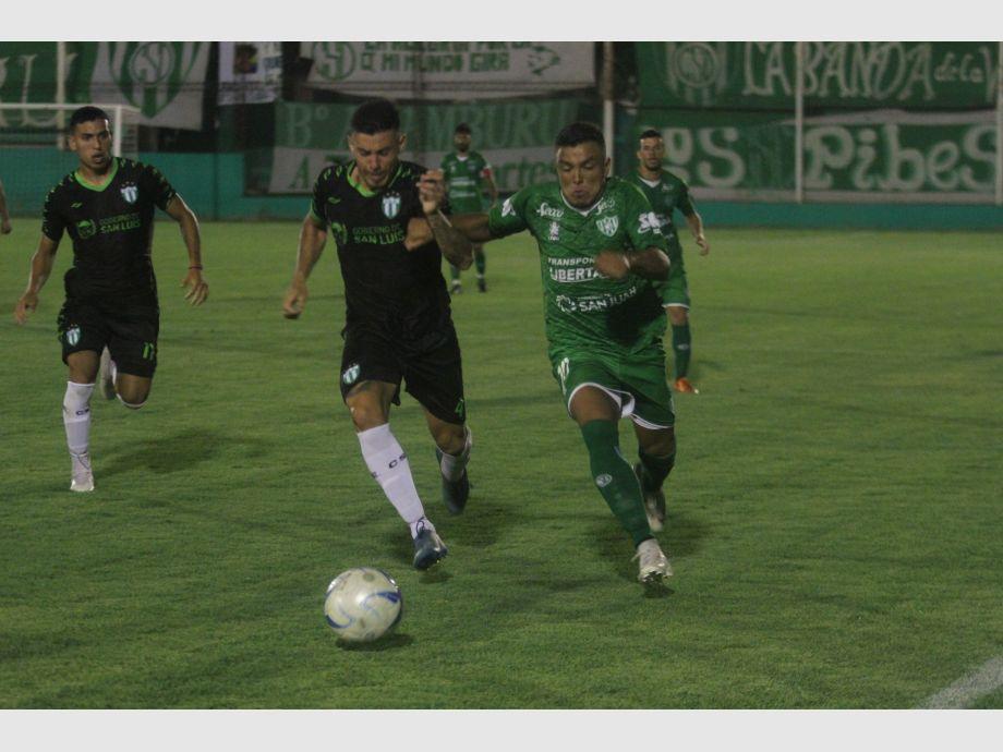 Sportivo se durmió en el final y quedó eliminado - Copa Argentina Sportivo Desamparados estudiantes de san luis