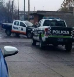 Asesinó a hachazos a su mujer - Femicidio