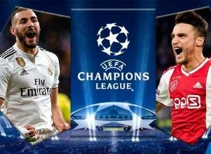 Real Madrid recibe al Ajax en la revancha - Fútbol europeo Champions League Real Madrid Ajax