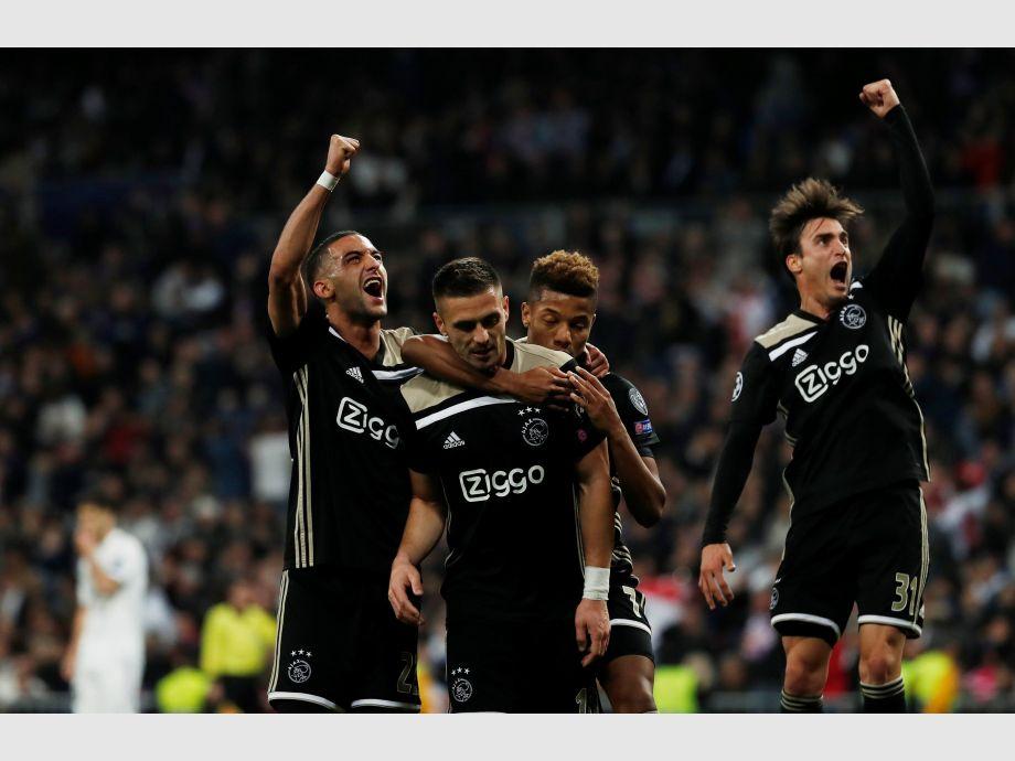 db29f5a6666 Champions League - Round of 16 Second Leg - Real Madrid v Ajax Amsterdam -  Champions