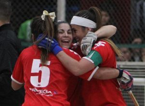 Largó el Apertura femenino local - HOCKEY PATÍN