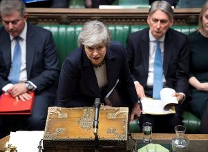 Britain - Brexit Gran Bretaña Theresa May Unión Europea