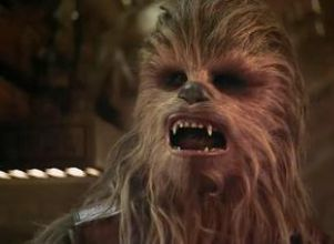Murió el actor que interpretó a Chewbacca - Chewbacca Peter Mayhew