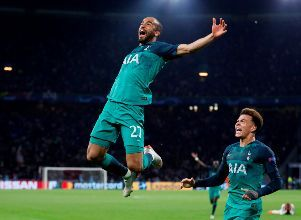 Champions League Semi Final Second Leg - Ajax Amsterdam v Tottenham Hotspur - Ajax Tottenham Champions League
