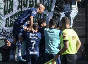 Independiente Rivadavia no se detiene - B NACIONAL Independiente Rivadavia Mendoza ascenso a la Superliga