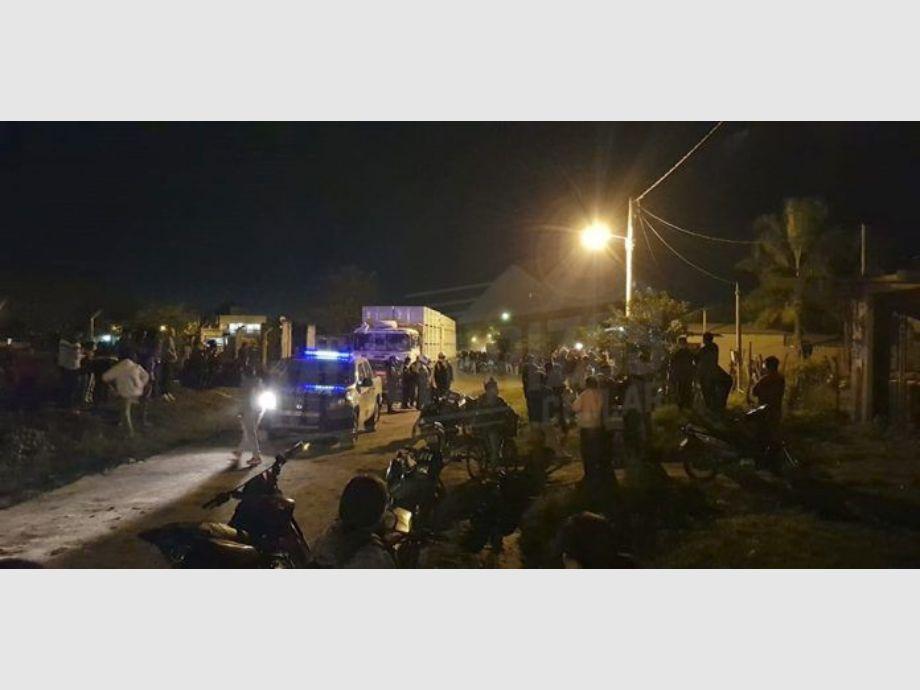 Se viralizó el video de la agresión al camionero sanjuanino que atropelló a una mujer - Tucumán