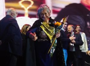 María Mercedes, la rawsina electa como Reina del Adulto Mayor de San Juan - Reina del Adulto Mayor