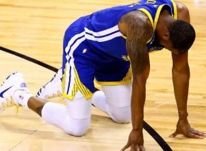 NBA: alerta en los Warriors - BÁSQUETBOL NBA