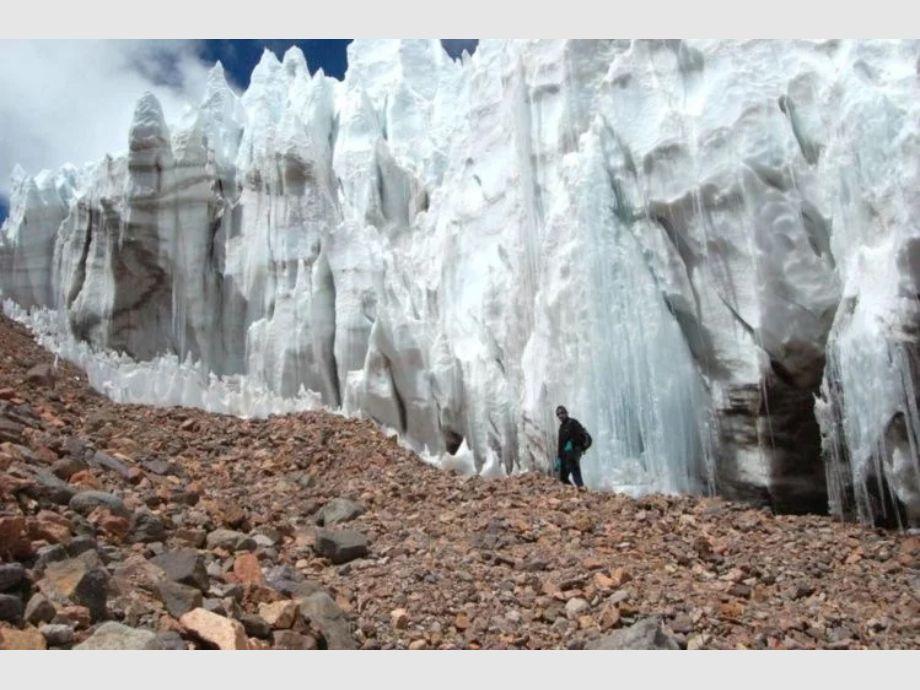 Se abroqueló el sector empresario sanjuanino para defender la actividad minera - Ley de glaciares