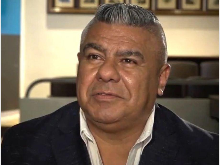 """Chiqui Tapia: """"Que la gente manifieste su cariño es importantísimo ..."""