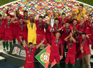Con CR7, Portugal gritó campeón en la Nations League - nations league Portugal