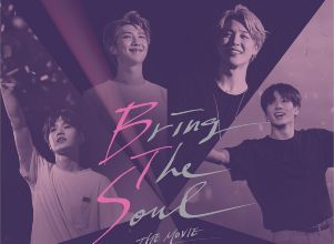 El universo Army celebra - BTS K-pop Bring The Soul: The Movie