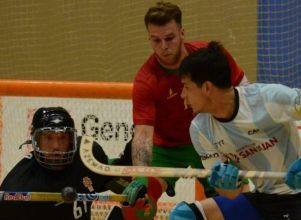 Tablas entre dos grandes - Hockey Sobre Patines WORLD ROLLER GAMES 2019 Argentina Portugal