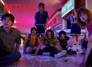 Stranger Things batió todos los récords - Netflix Estrenos Stranger Things Parchís
