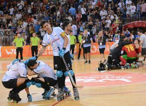 Subcampeones sin suerte - WORLD ROLLER GAMES 2019 Hockey Sobre Patines Mundial Masculino Final Argentina-Portugal
