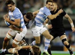 Los Pumas, listos para el duelo ante los All Blacks - RUGBY CHAMPIONSHIP Los Pumas All Blacks