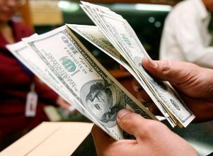 El dólar abre estable a $57,27 -