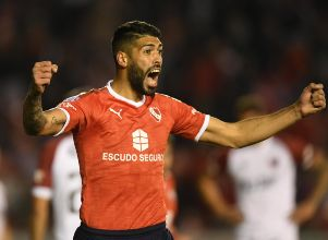Independiente se revitalizó - Independiente COLÓN Superliga