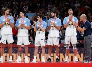 Basketball - FIBA World Cup - Final - Argentina v Spain - mundial de básquet china 2019