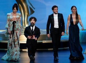 Game of thrones hacía historia - Televisión premios Emmy Game of thrones