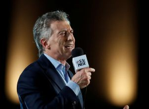 Macri promete defensa