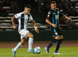 Talleres y Racing, el himno al gol - Superliga Racing Club Talleres de Córdoba